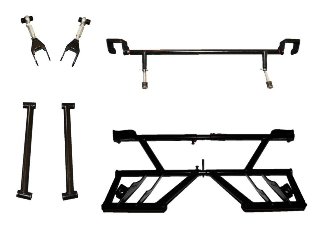 Ford F 100 Rear Kit Aje Suspensions